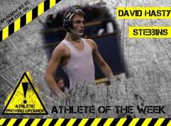 David Hasty, Stebbins High School
