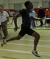 Ranked #2 nationally in masters 55m.