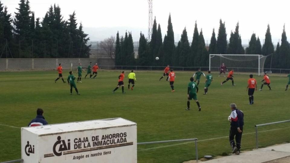 El Rompeolas defendió el botín de dos goles en su propio campo durante el segundo tiempo.