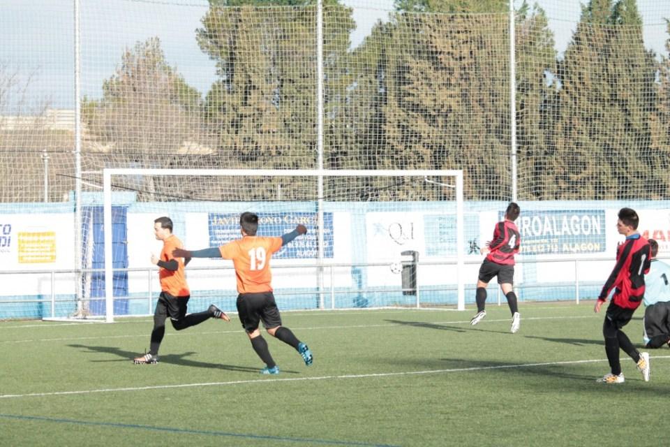 Posadas logra el gol del empate frente al Pedrusco SBE