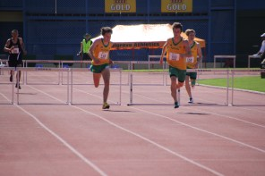 Boy's 400m Hurdles (2)
