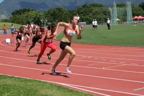 Girls 200m Heats (18)