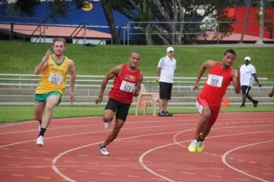 Men's 200m Heats (13)