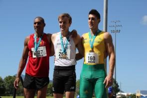 Men's 400m Hurdles (1)