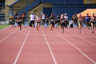Women's 100m Heats (24)
