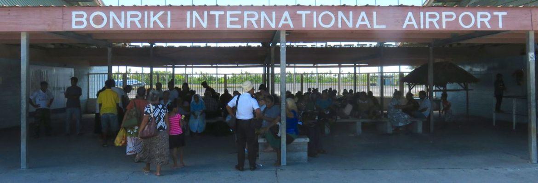 Kiribati Airport