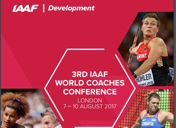 IAAF Coaching Conf