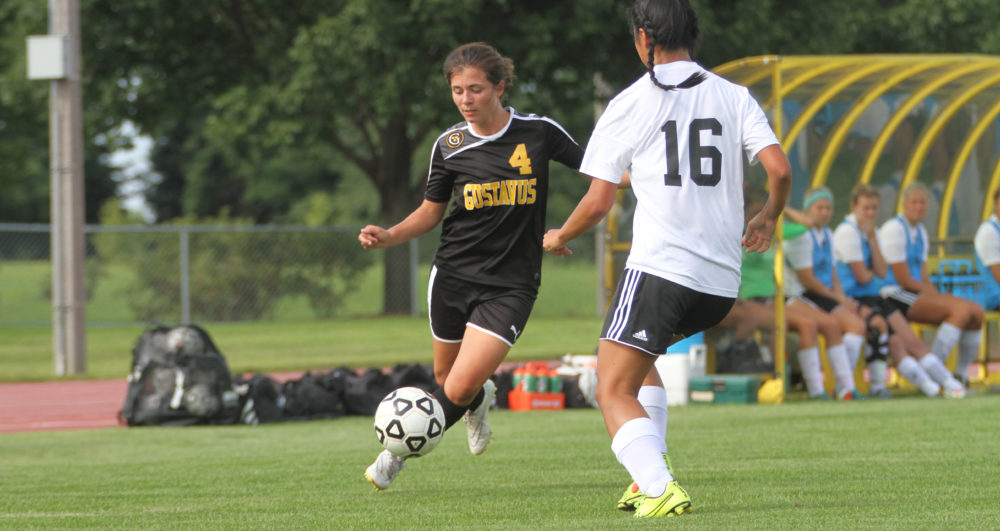Womens Soccer Tops Lawrence In Convincing Fashion 6 0