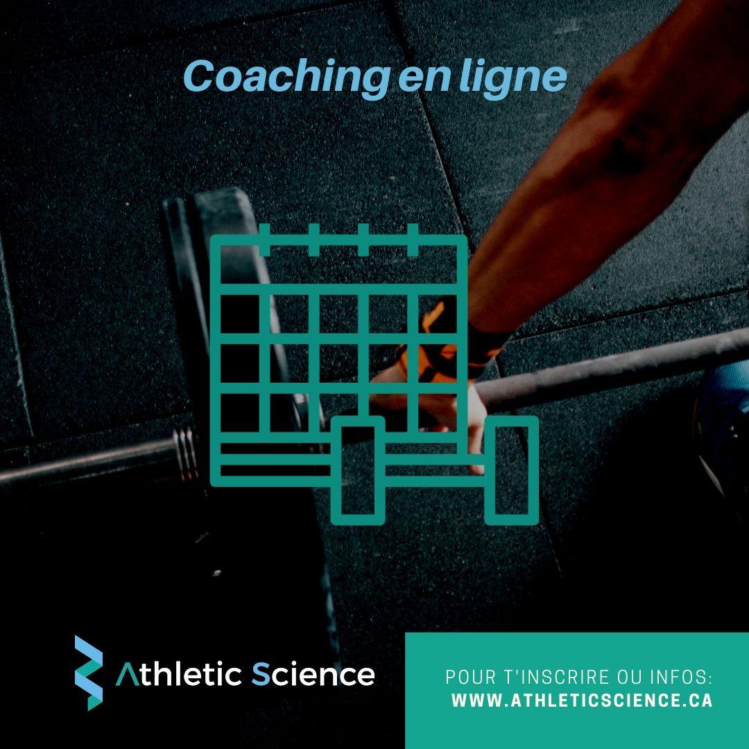Coaching en ligne