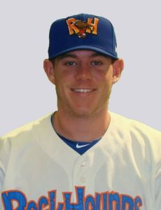 Midland RockHounds' Pitcher Murphy Smith (6 1/3 IP / 7 H / 1 ER / 1 BB / 6 K / Win)