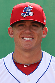 A's Farmhand Of The Day: Stockton Ports Designated Hitter Ryon Healy (Home Run / Double / GWRBI)