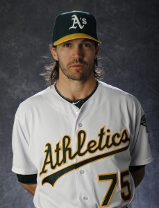 LHP Barry Zito