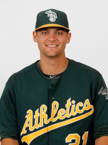 A's Farmhand Of The Day: Midland RockHounds Shortstop Chad Pinder (4 for 5 / Grand Slam)