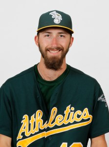 A's Farmhand Of The Day: Stockton Ports Pitcher Dillon Overton (5 IP / 5 H / 1 ER / 1 BB / 4 K)
