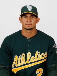 A's Farmhand Of The Day: Stockton Ports Shortstop Franklin Barreto (4 for 5 / Home Run / Double / 3 RBIs)