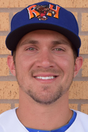 A's Farmhand Of The Day: Midland RockHounds Outfielder Chad Oberacker (2 for 4 / Double / 3 RBIs)