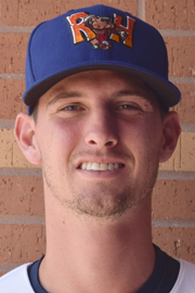 A's Farmhand Of The Day: Midland RockHounds Pitcher Parker Frazier (9 IP / 3 H / 0 ER / 2 BB / 9 K / Win)