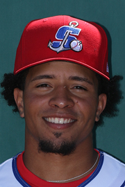 A's Prospect Of The Day: Stockton Ports Shortstop Melvin Mercedes (2 for 2 / Double / 2 Walks)
