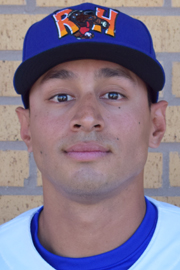 A's Prospect Of The Day: Midland RockHounds Designated Hitter Josh Rodriguez (1 for 4 / Walk / Grand Slam)