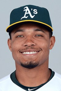 A's Prospect Of The Day: Stockton Ports Shortstop Richie Martin (2 for 5 / Grand Slam / 5 RBIs)