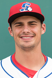 A's Prospect Of The Day: Stockton Ports Pitcher Dalton Sawyer (5 IP / 4 H / 0 ER / 1 BB / 5 K / Win)