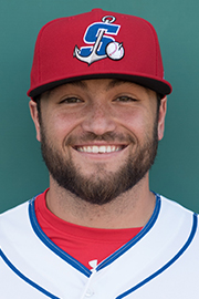 A's Prospect Of The Day: Stockton Ports Second Baseman Nate Mondou (4 for 5 / 2 Triples / Double / Walk / 2 RBIs)