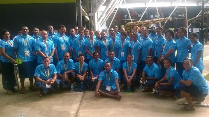 Fiji Team
