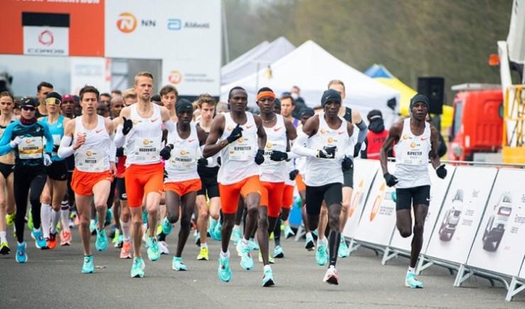 Eliud Kipchoge wins NN Mission Marathon. He is back.