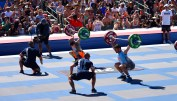 Speed Snatch Ladder - Men