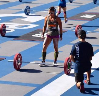 Margaux Alvarez | Speed Snatch Ladder - Women