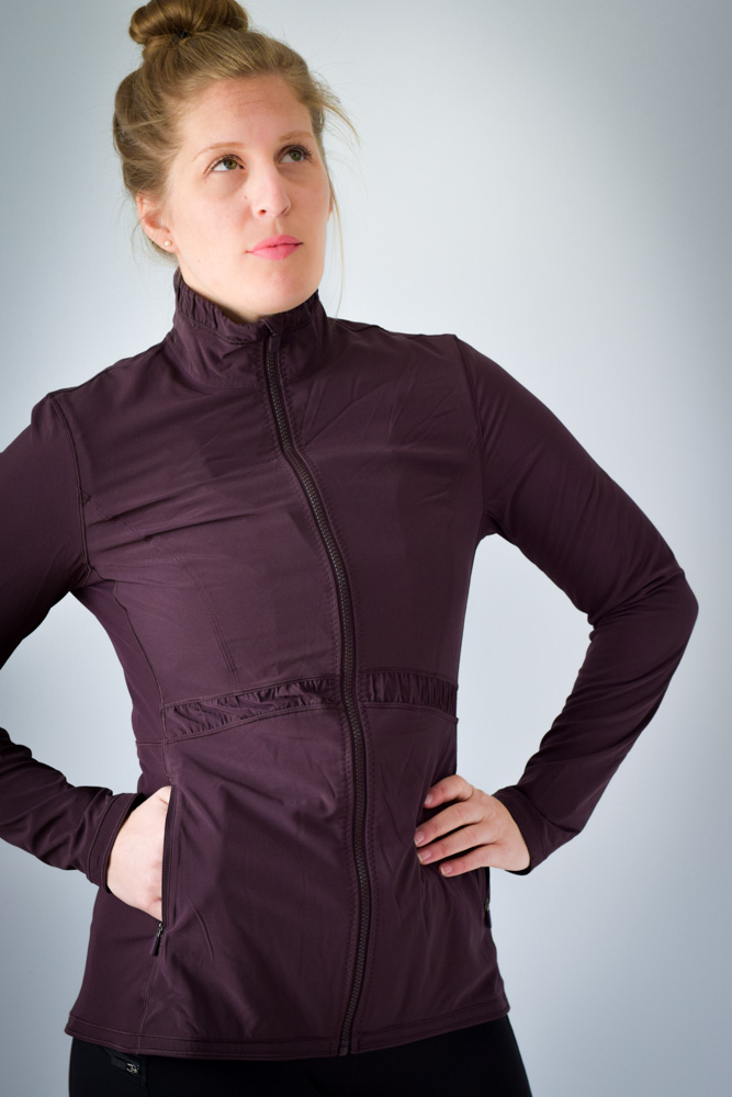 Review: Lululemon Round Trip Jacket