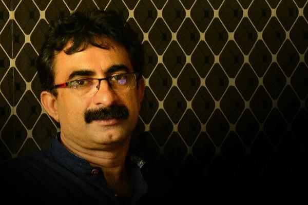 Artist Haroon Al Usman