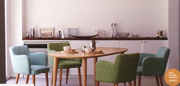 modern japanese dining furniture at idee