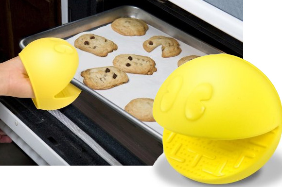Image result for pac man oven mitt