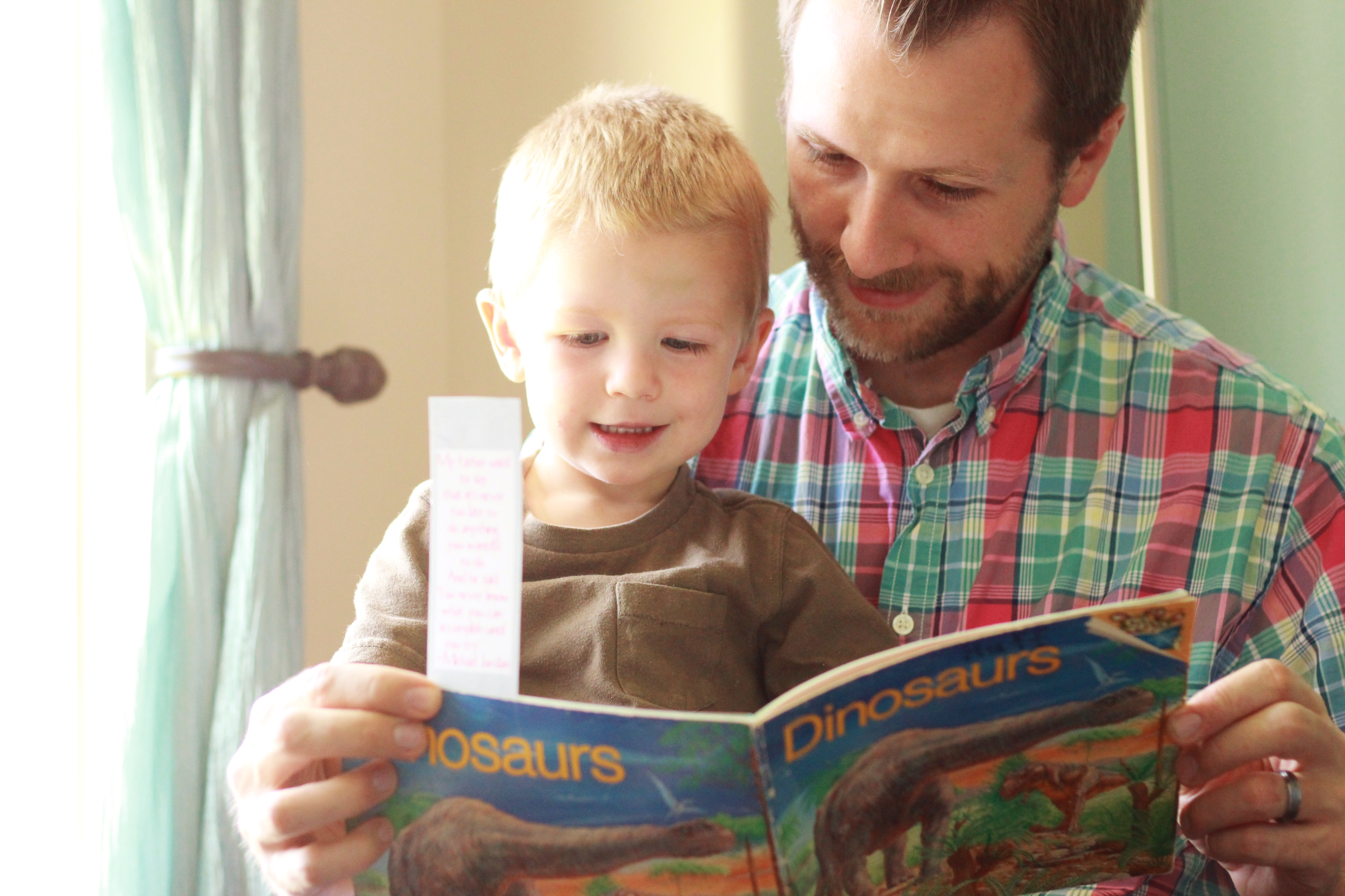 Fathers Who Love To Read