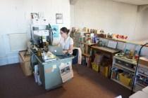 Bureau de Claire Brochot