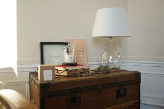 Bougie Bianca Paris - Lampe