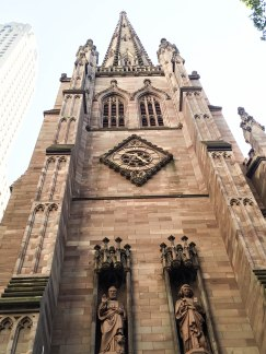 Trinity Church--New York City