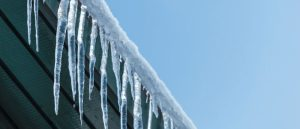 If your house has been making sinister noises this winter, the reason is likely that the wood parts of the home are contracting from the dryness of the air. This can be heightened by parts of the structure being under pressure, like from the weight of snow on the roof.