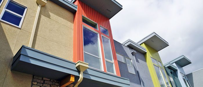 High-Style Town Homes from Markel Homes