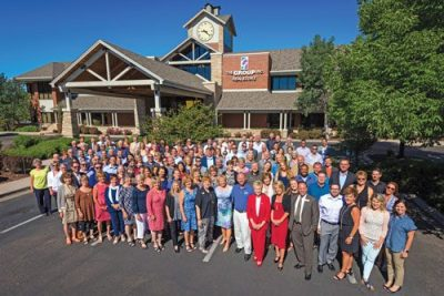 From the original dozen, the company now has over 200 agents who work from six offices in Northern Colorado.