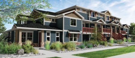 Brennan by the Lake, Low-Maintenance Townhomes