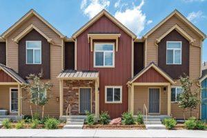 Parkside in Longmont, Flatirons Homes