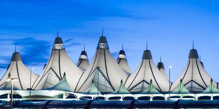 Denver International Named Top Airport  in America