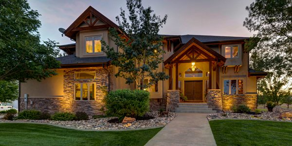 Luxury, Custom-Built Home Presented by The Group Real Estate, Melissa Doherty and Andrea Schaefer
