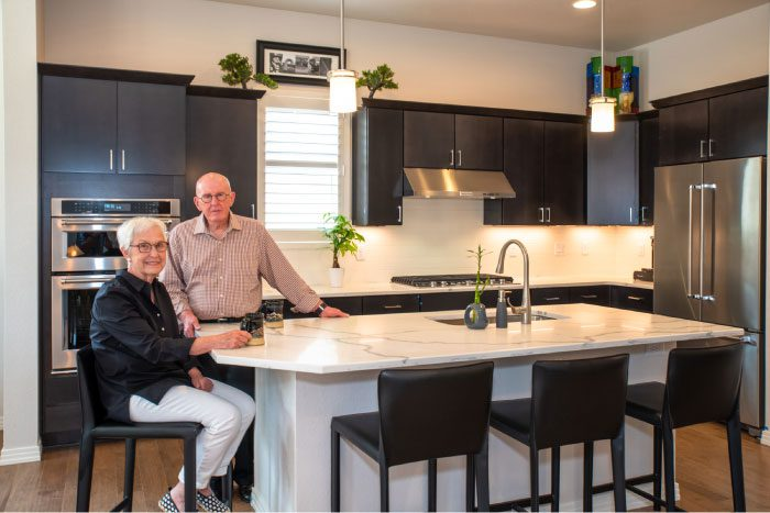 Longmont Couple Embrace Art, Travel by Switching to Low-Maintenance Lifestyle by Boulder Creek Neighborhoods