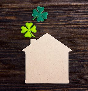 Home Upgrades to make you feel lucky