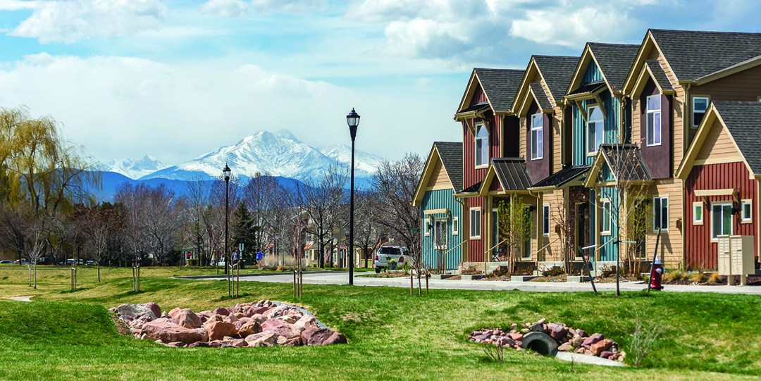 Parkside at Quail Ridge in Longmont offers economic, comfortable living in Boulder County