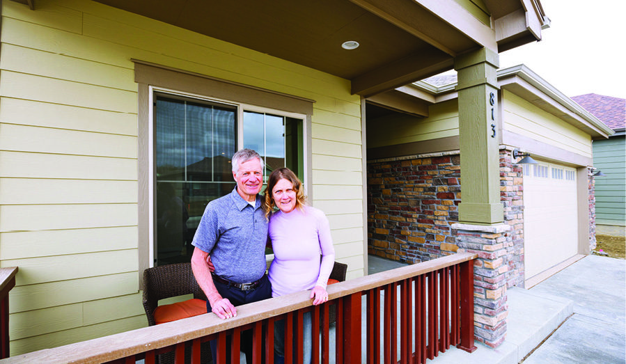 Denio West in Longmont: Efficient, Spacious and 'Right-Sized'