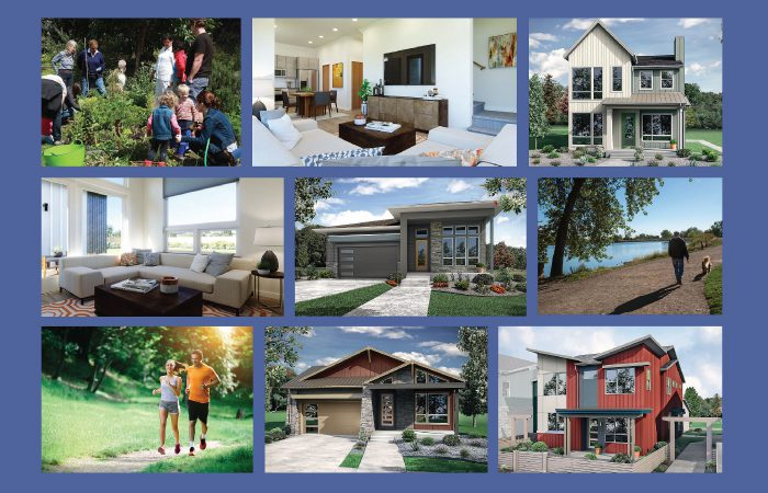 Single-Family and Town Homes For Sale in Lafayette from Markel Homes